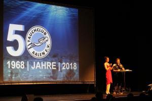 Multimedia Show - Abgetaucht